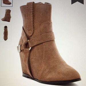 Catherine Catherine Malandrino Annora Wedge Boot